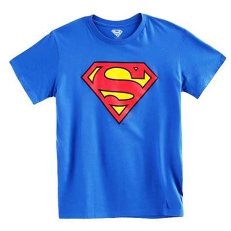 Tshirt Superman Logo Hitam superman logo tshirt