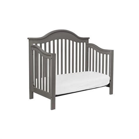 Slate Baby Crib by Davinci 4 In 1 Convertible Crib In Slate With Crib