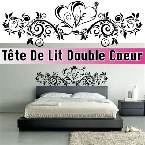 Tete De Lit Sticker by Stickers T 234 Te De Lit Floral C Ur 183 184 184