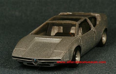 1968 iguana italdesign 1 43 171 alfa romeo model car
