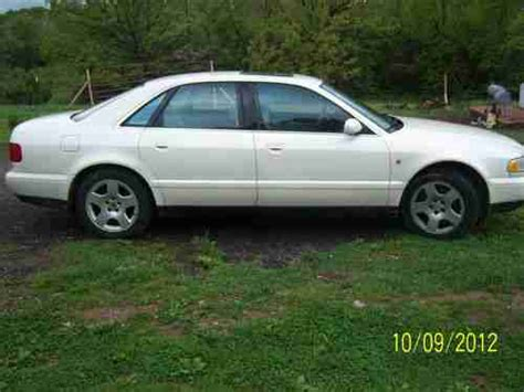 1998 audi a8 for sale purchase used 1998 audi a8 quattro base sedan 4 door 4 2l