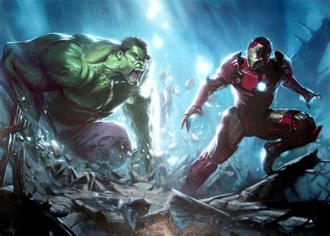 Marvel Ironman And Hulk In Film | iron man 4 will tony stark battle the hulk in next movie