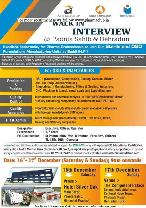 Pharma Careers Mba by Pharma In Baddi Archives Pharmaclub