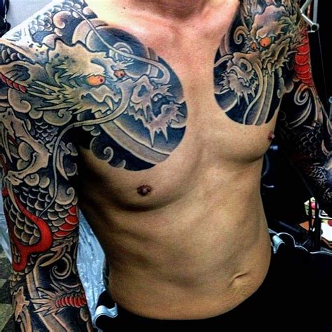 foto tattoo naga top koleksi gambar naga images for pinterest tattoos