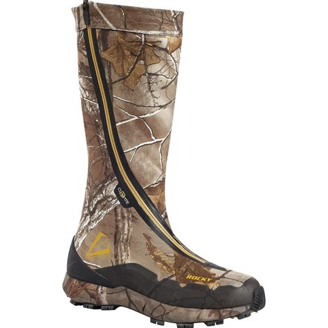 waterproof boots rocky broadhead s laces waterproof boot