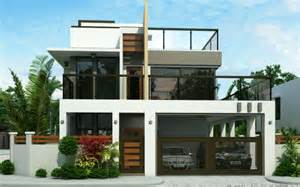 awesome Small Single Storey House Designs #3: DESIGN1_View02.jpg