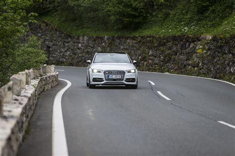 Audi S3 Chiptuning by Sinnvolles Chiptuning Abt S3 Limousine Testfahrt