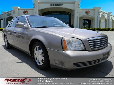 Cadillac Of Plano 3 983 00 Used 2004 Cadillac Base For Sale