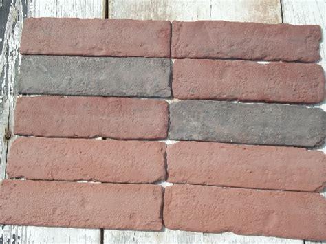 Faux Brick Tiles   Tile Design Ideas