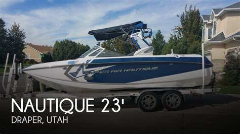 nautique boats utah used nautique g23 boats for sale boats