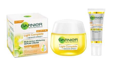 Garnier Light Complet Serum pemutih wajah terdaftar di bpom aman dan terpercaya