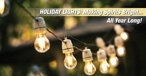 year round christmas lights holiday lights making spirits bright all year long your