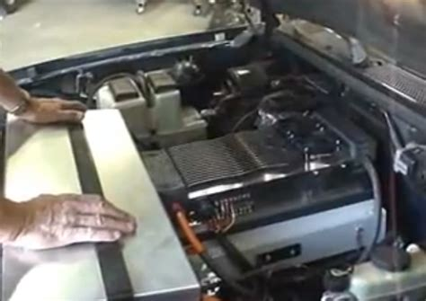 ford ranger electric fan conversion kit ev conversion kit for ford ranger