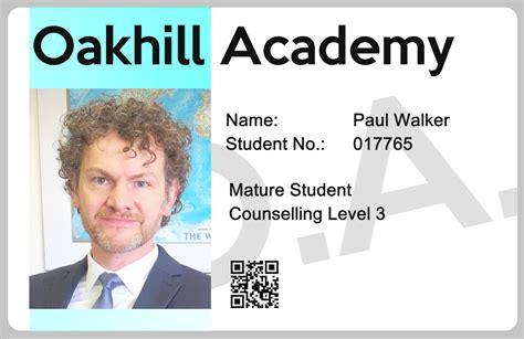 id card design uk student id card printing uk college school university