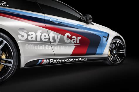 Bmw Safety Car Aufkleber by Bmw M4 Safety Car From Qatar Motogp Race