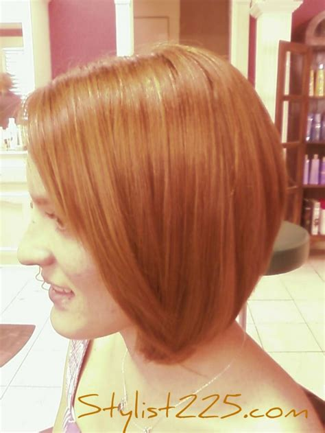 beveled bob haircut pictures beveled bob haircut pictures are beveled and stacked the