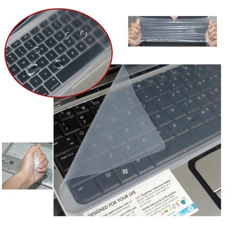 Hp Lenovo Waterproof waterproof silicone protective keyboard cover for dell hp lenovo mac laptop ebay