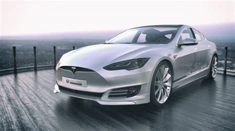 Tesla Unplugged Tesla Model S Upgrade Kit Makes Cars Look Like