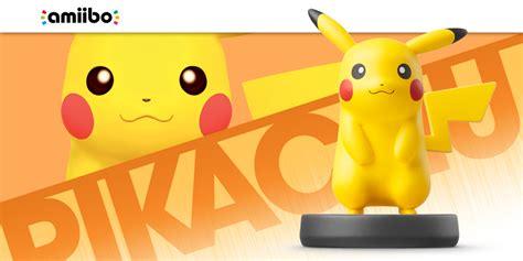 Murah Acc Amiibo Pikachu Smash Bros Series pikachu smash bros collection nintendo