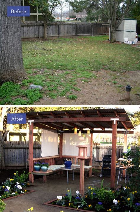 entertaining backyards 8 amazing backyard makeovers that are perfect for