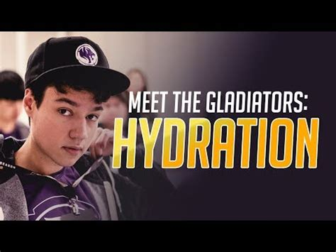 hydration gladiators meet the gladiators hydration competitiveoverwatch