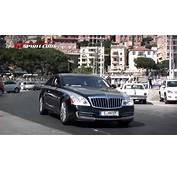Xenatec Maybach 57S Coup&233  YouTube