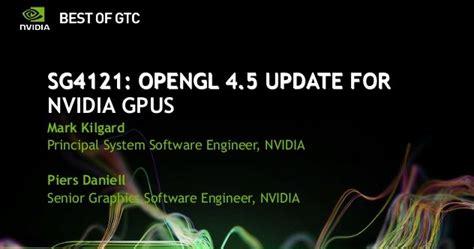 opengl driver update intel opengl driver update intel