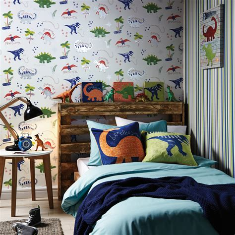 dinosaur wallpaper for bedroom dinosaur wallpaper with dino doodles by arthouse