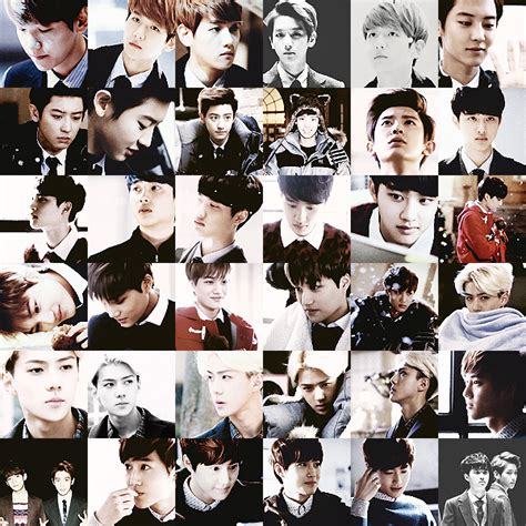exo m icons set miracle in december by kamjong kai on exo k icons set miracle in december by kamjong kai on