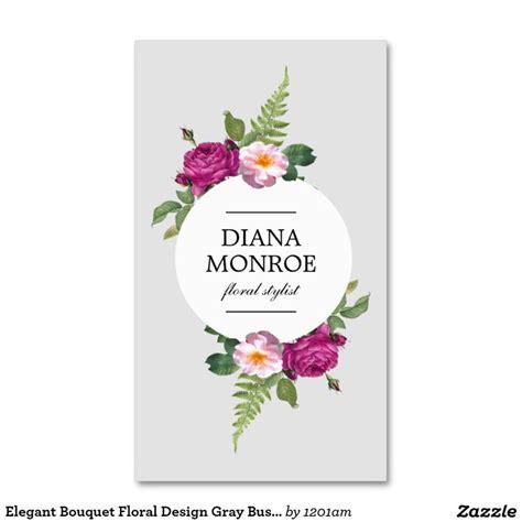 Mirkwood Designs Flower Card Template by Designer Business Card Template For Florists Flower Shops
