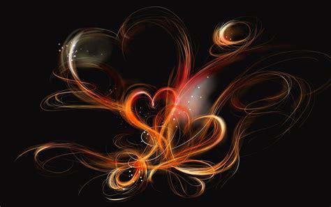 design cover hd romantic love heart designs hd cover wallpaper pixhome