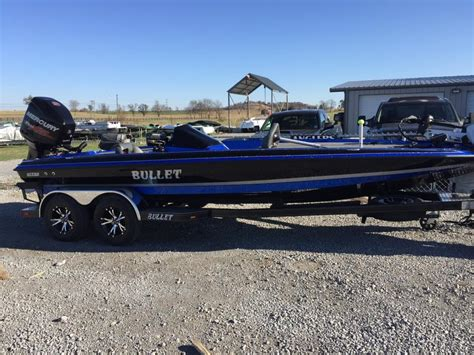bass boats for sale on craigslist bullet boats for sale
