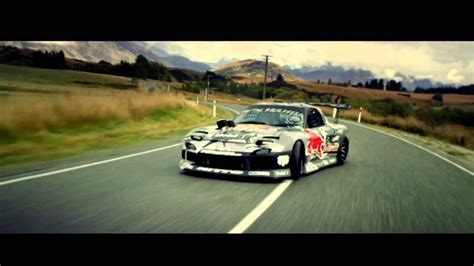 rx7 drift rx7 drift video awesome mad mike youtube