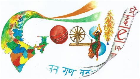 doodle 4 unity in diversity unity in diversity mixed media by gayatri ketharaman