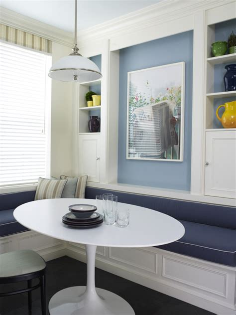 modern kitchen nooks transitional breakfast nook traditional dining room