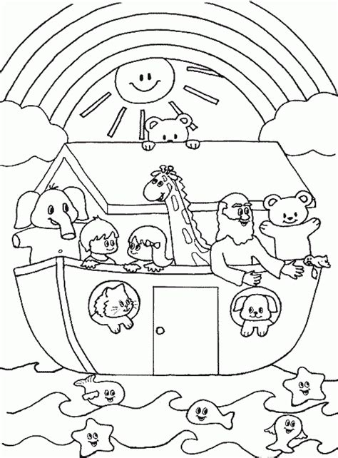 christian rainbow coloring pages promises of god coloring sheet song quot who built the ark
