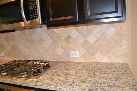 23 best tumbled backsplash images on ideas