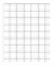 Graph Paper Template Print by Free Graph Paper Template 8 Free Pdf Documents