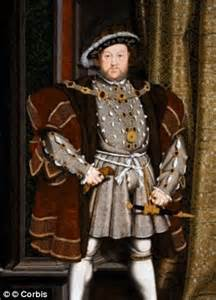 henry viii was 'angry, impulsive and impotent' due to a