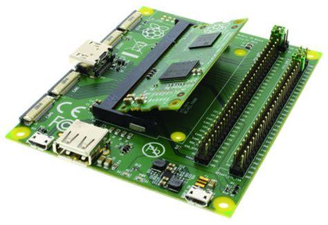 raspberry pi compute module development kit is now