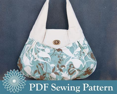 free online sewing pattern tote bag sew purse patterns patterns gallery