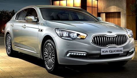 Kia Luxury Brand Kia Is Out To Disrupt With This New Luxury Sedan