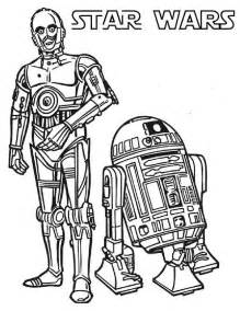r2d2 coloring pages c3po and r2d2 the wars droids coloring page batch