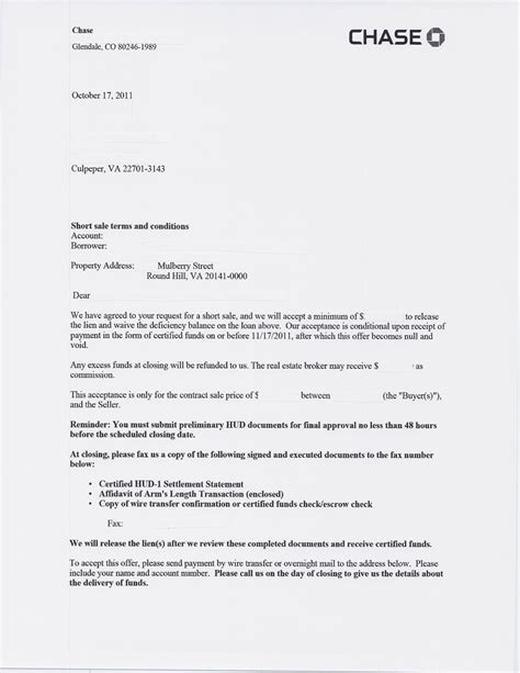 debt settlement agreement letter free printable documents