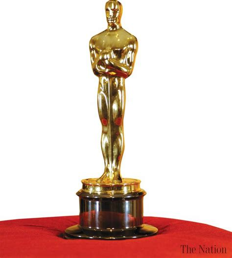 How To Make An Oscar Trophy Out Of Paper - oscar statuette given facelift ahead of awards