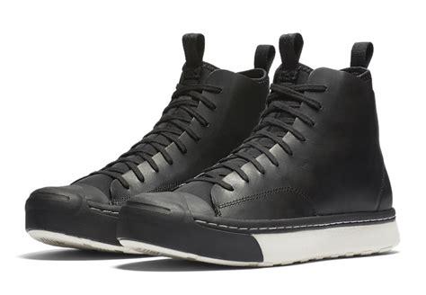 Converse Purcell S Series Alpine Leather Black White converse purcell s series boot pack sneaker bar detroit
