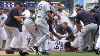 suspensions announced   tigers yankees brawl hardballtalk