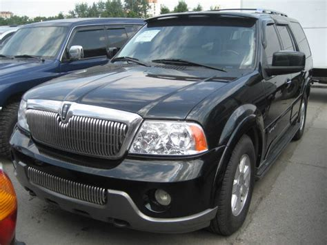 motor repair manual 2002 lincoln navigator electronic valve timing 2002 lincoln navigator pictures 5300cc gasoline automatic for sale