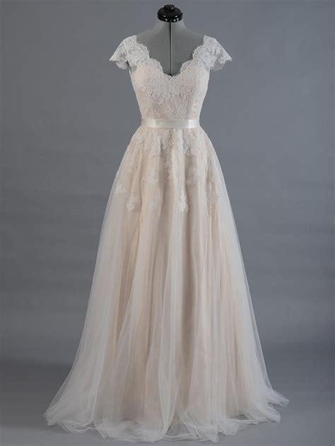 wedding dress wedding dress bridal gown cap sleeve