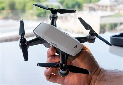 Dji Spark Mini Drone dji spark mini drone proves big things can come in